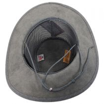 Monterey Bay Breeze Leather and Mesh Hat alternate view 11