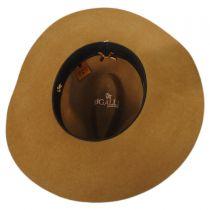 Sophie Wool Felt Rancher Fedora Hat in