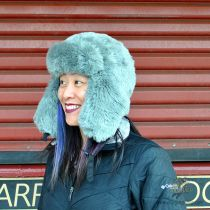 Faux Fur Trapper Hat in
