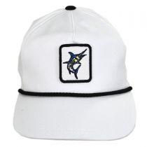 Swordfish Snapback Baseball Cap alternate view 2