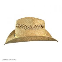Maggie May Straw Western Hat alternate view 4