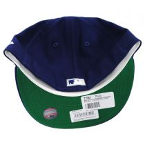 Brooklyn Dodgers MLB Retro Fit 59Fifty Fitted Baseball Cap in