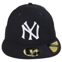 New York Yankees MLB Retro Fit 59Fifty Fitted Baseball Cap in
