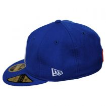 Denver Broncos NFL Retro Fit 59Fifty Fitted Baseball Cap in