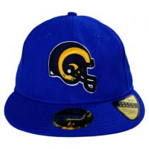 Los Angeles Rams NFL Retro Fit 59Fifty Fitted Baseball Cap in