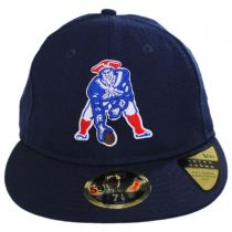 New England Patriots NFL Retro Fit 59Fifty Fitted Baseball Cap alternate view 2