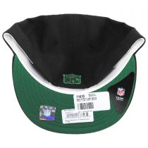 Philadelphia Eagles NFL Retro Fit 59Fifty Fitted Baseball Cap in