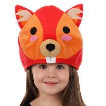 Red Squirrel QuirkyKawaii Hat alternate view 3
