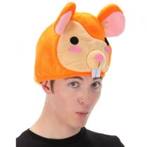 Hamster QuirkyKawaii Hat alternate view 3