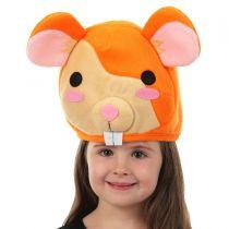 Hamster QuirkyKawaii Hat alternate view 4