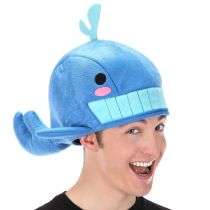 Blue Whale QuirkyKawaii Hat in