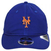 New York Mets MLB Badged Fan 9Fifty Snapback Baseball Cap alternate view 2
