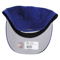 New York Mets MLB Badged Fan 9Fifty Snapback Baseball Cap alternate view 4