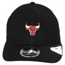 Chicago Bulls NBA Badged Fan 9Fifty Snapback Baseball Cap in