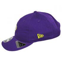 Los Angeles Lakers NBA Badged Fan 9Fifty Snapback Baseball Cap alternate view 3