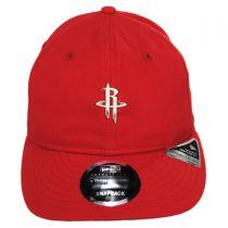 Houston Rockets NBA Badged Fan 9Fifty Snapback Baseball Cap alternate view 2