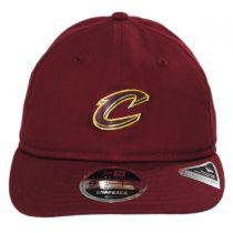 Cleveland Cavaliers NBA Badged Fan 9Fifty Snapback Baseball Cap alternate view 2