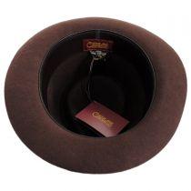 Backstage Wool Felt Fedora Hat in