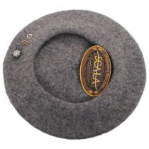 Charms Wool Felt Beret in