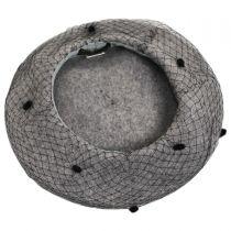 Netting Wool Beret alternate view 3