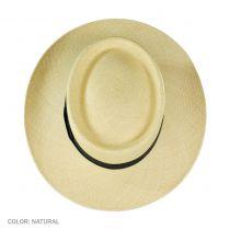 Cuenca Panama Straw Gambler Hat alternate view 4