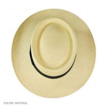 Cuenca Panama Straw Gambler Hat
