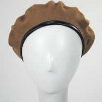 Monty Wool Military Beret alternate view 8