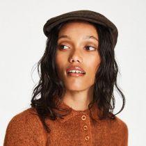 Hooligan Tweed Wool Blend Ivy Cap in