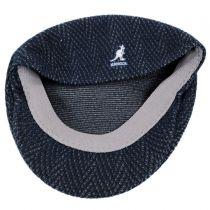 Herringbone Wool Blend Ivy Cap in