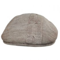 Cable Wool Blend Ivy Cap alternate view 6