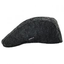 Cable Wool Blend Ivy Cap in