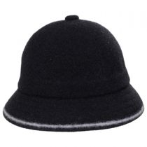 Striped Casual Wool Bucket Hat alternate view 3