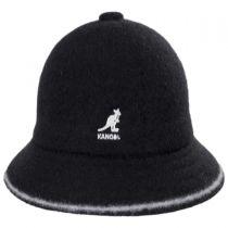 Striped Casual Wool Bucket Hat alternate view 10
