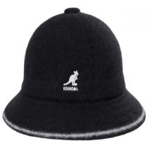 Striped Casual Wool Bucket Hat alternate view 14