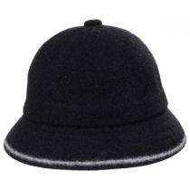 Striped Casual Wool Bucket Hat alternate view 15