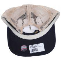 New York Mets 1962-1980 Strapback Trucker Baseball Cap alternate view 4