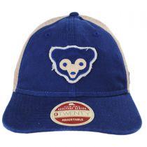Chicago Cubs 1969 Strapback Trucker Baseball Cap alternate view 2
