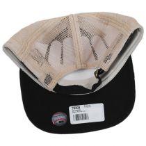 Houston Astros 2000 Strapback Trucker Baseball Cap alternate view 4