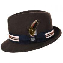Marr Wool Fedora Hat alternate view 3