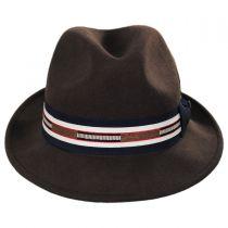 Marr Wool Fedora Hat in