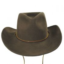 Thicket Litefelt Wool Outback Hat in