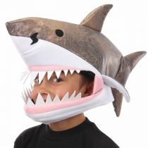 Great White Shark Jawesome Hat alternate view 2