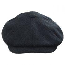 Springfield Wool Blend Newsboy Cap in
