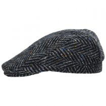 Magee 1866 Donegal Tweed Longford Wool Flat Cap alternate view 3