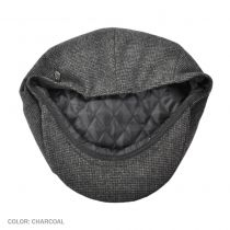 Union Wool Blend Newsboy Cap alternate view 4