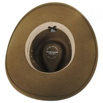 Kimmel Wool Crushable Outback Hat in