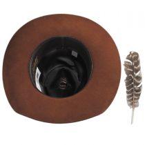 Rain Bird Wool Western Hat in