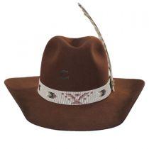 Rain Bird 5X Wool Felt Western Hat alternate view 2