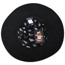 Seville Gaucho Wool Bolero Hat in