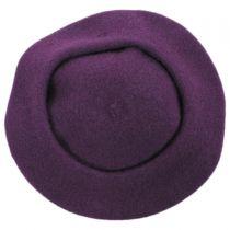 Meridian Pom Wool Beret alternate view 6